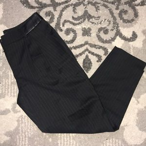 Taper ankle dress pant